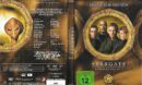 Stargate SG-1 (1997-2007) Staffel 2 R2 German DVD Cover & Labels