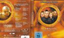 Stargate SG-1 (1997-2007) Staffel 6 R2 German DVD Cover & Labels