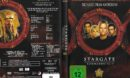 Stargate SG-1 (1997-2007) Staffel 8 R2 German DVD Cover & Labels