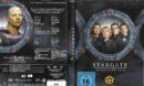 Stargate SG-1 (1997-2007) Staffel 9 R2 German DVD Cover & Labels