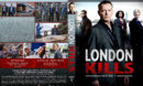 London Kills - Series 1 (2019) R1 Custom DVD Cover & Labels