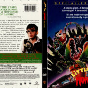 LITTLE SHOP OF HORRORS SE (1986) R1 DVD Cover & Labels