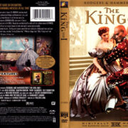 THE KING AND I (1956) R1 DVD COVER & LABEL
