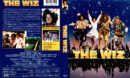 THE WIZ (1978) R1 DVD COVER & LABEL