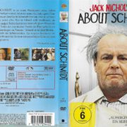 About Schmidt (2002) R2 German DVD Cover & label