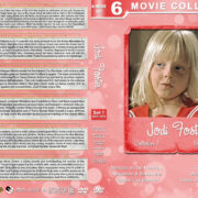 Jodie Foster Filmography - Collection 1 (1970-1974) R1 Custom DVD COver