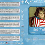 Jodie Foster Filmography - Collection 2 (1974-1976) R1 Custom DVD Cover