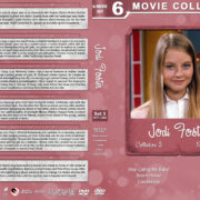 Jodie Foster Filmography - Collection 3 (1977-1982) R1 Custom DVD Cover