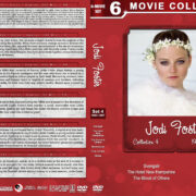 Jodie Foster Filmography - Collection 4 (1983-1987) R1 Custom DVD Cover