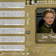 Jodie Foster Filmography - Collection 6 (1993-2002) R1 Custom DVD Cover
