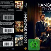 Hangover Trilogie R2 Custom German Blu-Ray Covers