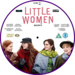 Little Women (2019) R2 Custom DVD Label