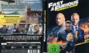 Fast And Furious-Hobbs & Shaw (2019) R2 german DVD Cover