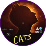 Cats (2019) R2 Custom DVD Label
