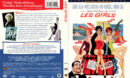LES GIRLS (1957) R1 DVD COVER & LABEL