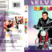 ROUSTABOUT (1964) R1 DVD COVER & LABEL