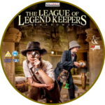 League of Legend Keepers: Shadows (2019) R2 Custom DVD Label