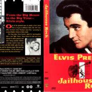 JAILHOUSE ROCK (1957) R1 DVD COVER & LABEL