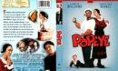 POPEYE (1980) R1 DVD COVER & LABEL