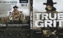 True Grit (1969) R1 Blu-Ray Cover & Label