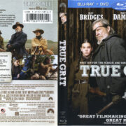 True Grit (2010) R1 Blu-Ray Cover & Labels