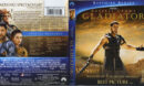 Gladiator (2000) R1 Blu-Ray Cover & Labels