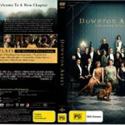 Downton Abbey (2019) R2-R4 DVD Cover