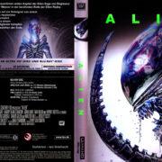 Alien - Das unheimliche Wesen aus einer fremden Welt (1979) R2 4K UHD German Covers