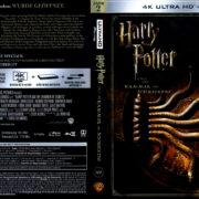 Harry Potter und die Kammer des Schreckens (2002) R2 German 4K UHD Covers