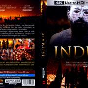 India (2016) R2 German 4K UHD Covers
