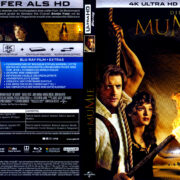 Die Mumie (1999) R2 German 4K UHD Covers