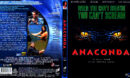 Anaconda (1997) R2 German Blu-Ray Covers