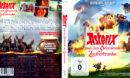 Asterix und das Geheimnis des Zaubertranks (2018) R2 German Blu-Ray Cover