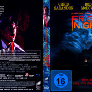 Die rabenschwarze Nacht (1985) R2 German Blu-Ray Cover