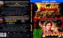 Jumanji (Double Feature) (2018) R2 German Blu-Ray Cover