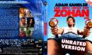 Leg dich nicht mit Zohan an (2008) R2 German Blu-Ray Covers