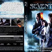 Seventh Son (2014) R2 German Blu-Ray Covers
