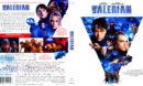 Valerian - Die Stadt der tausend Planeten (2017) R2 German Blu-Ray Covers