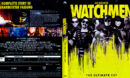 Watchmen: Die Wächter (2009) R2 German Blu-Ray Covers