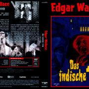 Das indische Tuch (1963) R2 German DVD Covers