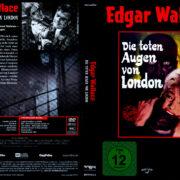 Die toten Augen von London (1961) R2 German DVD Cover