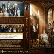 Downton Abbey (2019) R1 Custom DVD Cover & Label
