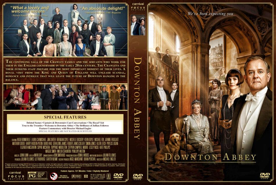 Downton Abbey 2019 R1 Custom Dvd Cover Label Dvdcover Com