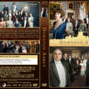 Downton Abbey (2019) R1 Custom DVD Cover & Label V2