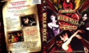 MOULIN ROUGE (2001) R1 DVD COVER & LABELS