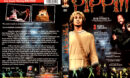 PIPPIN (1982) R1 DVD COVER & LABEL
