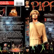 PIPPIN (1982) R1 DVD COVER & LABEL