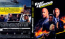 Fast & Furious: Hobbs & Shaw (2019) R2 German Blu-Ray Covers