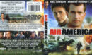 Air America (1990) R1 Blu-Ray Cover & Label