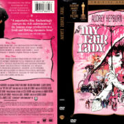 MY FAIR LADY (1964) R1 SE DVD COVER & LABELS